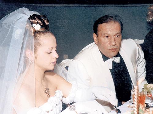 Брак Юлии САЛТОВЕЦ и Виктора БАТУРИНА продлился меньше года