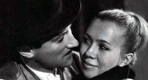 Юные Богдан СТУПКА и его жена Лариса (1967 г.)