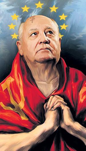 ГОРБАЧЁВ обещал социализм с человеческим лицом. Получился капитализм со звериным оскалом