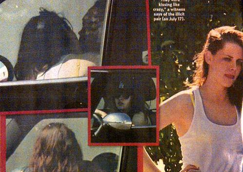 Журнал US Weekly опубликовал скандальные кадры, на которых СТЮАРТ целуется с режиссёром