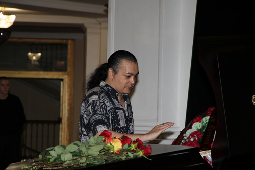 Игорь Наджиев.