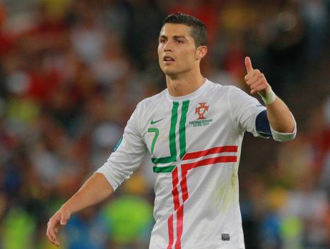 Криштиану Роналду не хочет больше носить футболку мадридского «Реала». Фото: РИА «Новости»