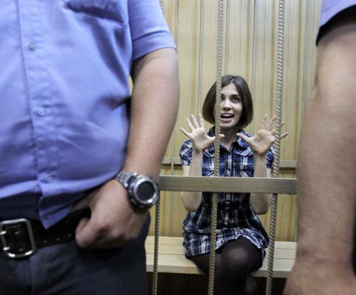 Надежда ТОЛОКОННИКОВА (фото Reuters)