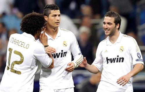 «Реал» заработал более полумиллиарда евро. Фото: РИА «Новости»
