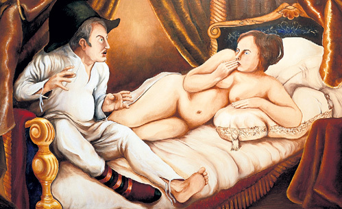 Наполеон секс в россии