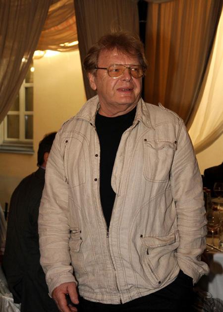 Юрий АНТОНОВ (фото Бориса КУДРЯВОВА)