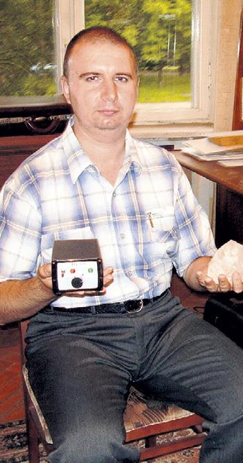 Физик Артём МИХЕЕВ - один из самых увлеченных разработчиков транскоммуникации