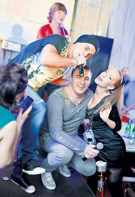 На днях одесский певец Кирилл ТУРИЧЕНКО дал свой первый концерт в составе «Иванушек»
