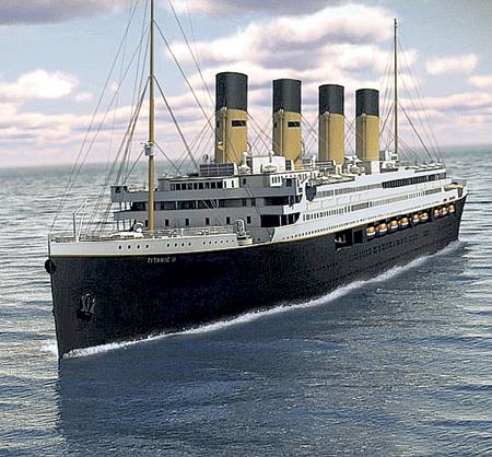 100 лет назад «Титаник» так и не доплыл до Нью-Йорка, создатели его копии уверены в успехе