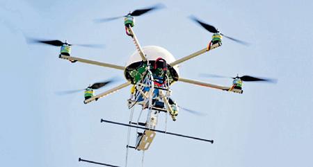 На факультетах журналистики Университетов Небраски и Миссури учат азам управления беспилотными летательными аппаратами с использованием фото- и видеокамер