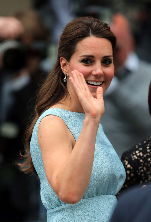 Любовь Кейт Миддлтон к популярному телешоу рассекретил принц Уильям