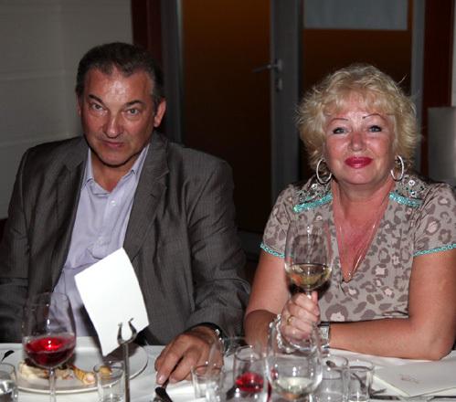 Владислав ТРЕТЬЯК с женой