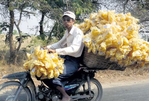 Азиатский сервис: закуска к пиву с доставкой на дом