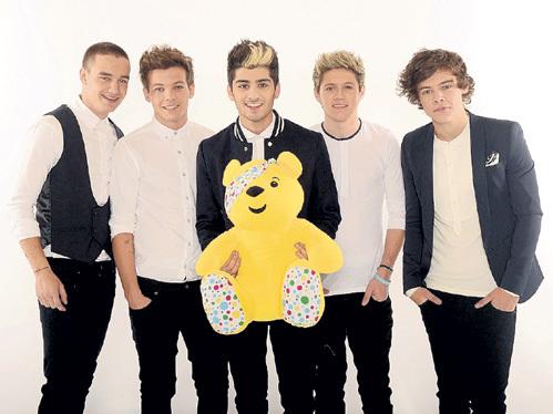 «One Direction» обогатились благодаря почти 13 млн. проданных альбомов и успешному мировому туру 2013 года