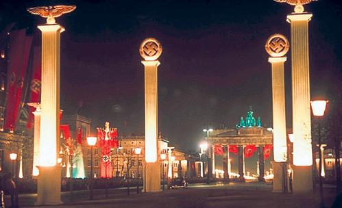 Берлин, декабрь 1936 г.