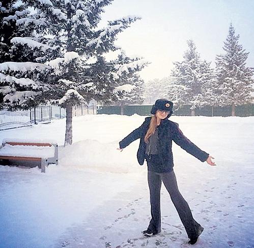 Пэрис ХИЛТОН в Красноярске отдохнула душой и телом. Фото: Instagram