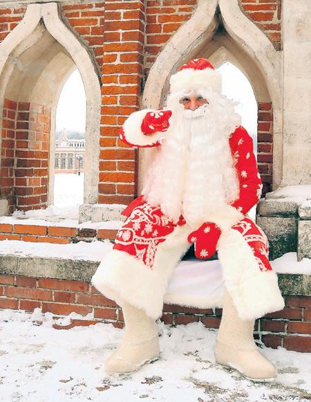 Дед Мороз обещает: все читатели «Экспресс газеты» в новом году будут счастливы