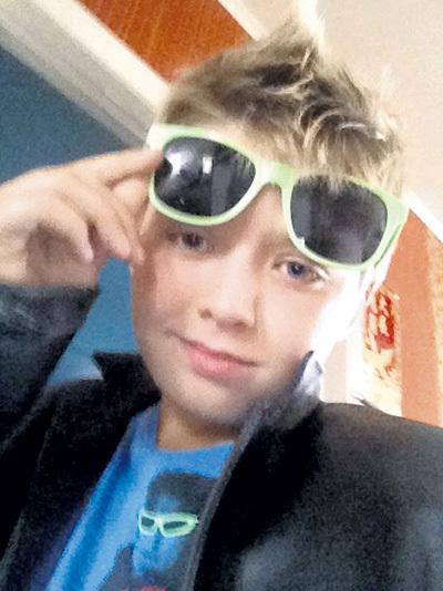 ...у Михаила 12-летний сын Никита, который уже снялся в сериалах Валерии Гай ГЕРМАНИКИ - «Школа» и «Краткий курс счастливой жизни». Фото: Vk.com