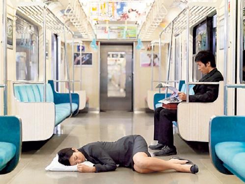 Потратить на сон время, которое уходит на дорогу, - заветная мечта любой женщины