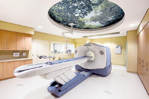 ...может позавидовать даже «кремлевская» больница