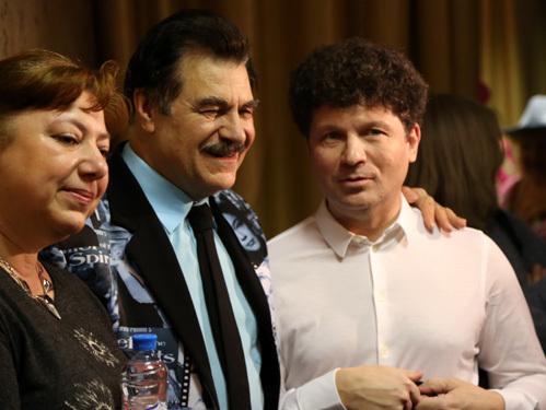 Георгий МАМИКОНОВ, Сергей МИНАЕВ