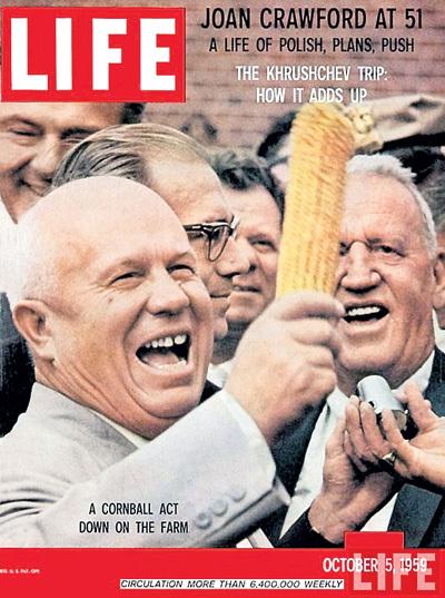 Даже американский журнал славил «кукурузника»