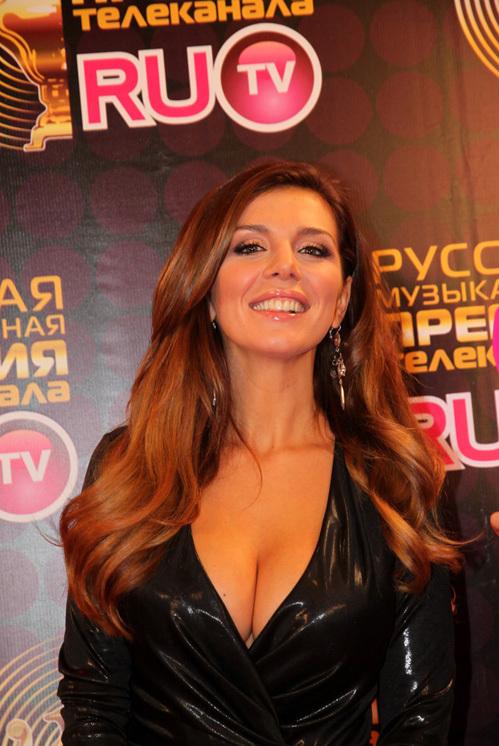 Анна СЕДОКОВА. Фото Бориса КУДРЯВОВА