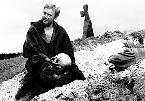 Гамлет Иннокентия СМОКТУНОВСКОГО показался Светлане слишком манерным (1964 г.)