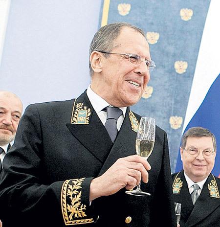 ...поднял русскую дипломатию на самый высокий уровень. Фото: © РИА «Новости»