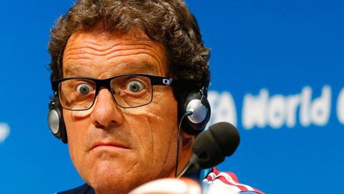 Фабио КАПЕЛЛО не получает зарплату в РФС. Фото: РИА «Новости»