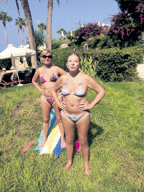 Людмиле Васильевне в следующем году стукнет 75, но она даст фору многим молодым