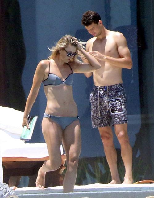 В июле ШАРАПОВА и ДИМИТРОВ вместе отдыхали в Мексике на курорте Лос-Кабос