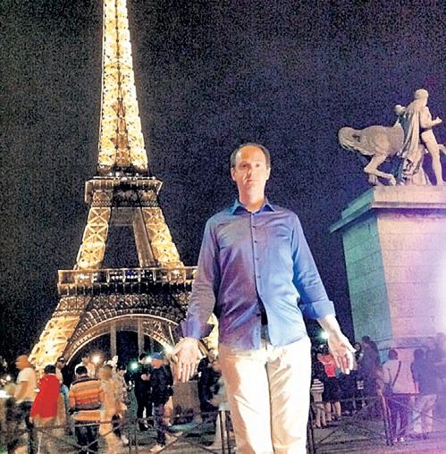 Париж. Фото: Fb.com