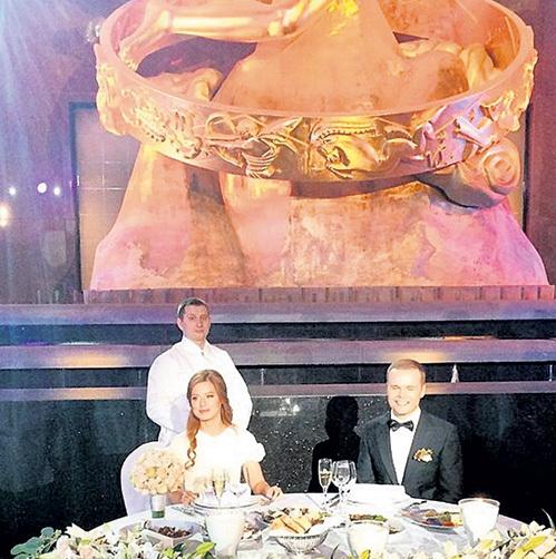Репортаж со свадьбы...