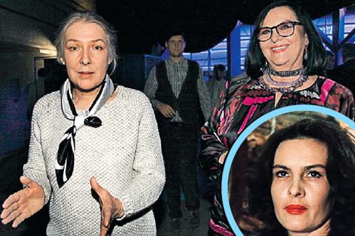 «Варя» (Наталья ДАНИЛОВА) и «подружка Фокса» (Татьяна ТКАЧ) 35 лет спустя