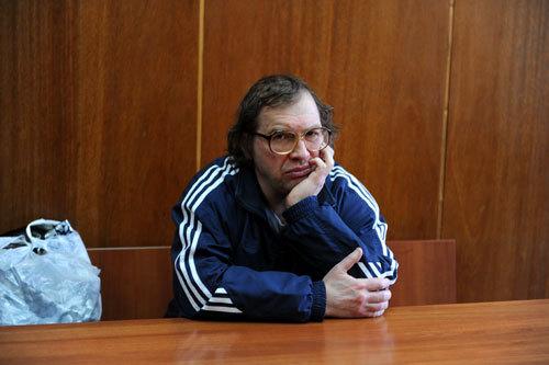 Сергей МАВРОДИ (Фото Людмилы СТРИЖНОВОЙ/«Комсомольская правда»)