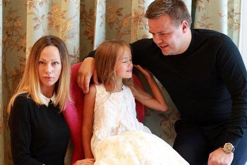 Кристина пошла по стопам матери - Гликерии ШИРОКОВОЙ, а не отца - Руслана ПИМЕНОВА (Фото: Facebook.com)