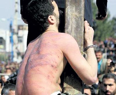 Наказание содомита: 450 ударов «гуманно» разделили на несколько сеансов, чтобы не помер