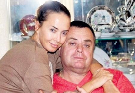 Жанна с отцом. Фото: Vk.com
