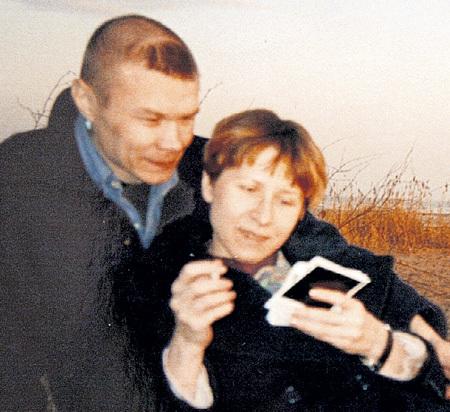 Александр счастлив с певицей Инной ВОЛКОВОЙ уже больше 20 лет