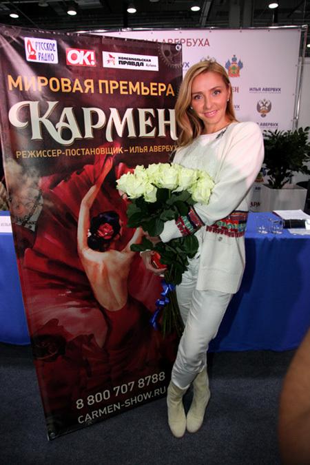 Татльяна НАВКА. Фото Ларисы КУДРЯВЦЕВОЙ