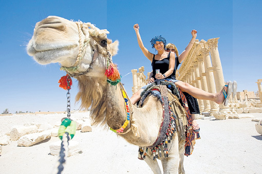 Египет хочет, чтобы русские туристы вернулись