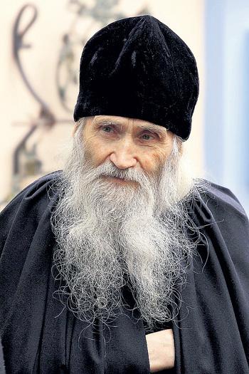 Схиархимандрит Илий