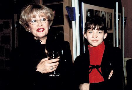 Марина НЕЕЛОВА и её дочь Ника вычеркнули экс-чемпиона из своей жизни... Фото Ларисы КУДРЯВЦЕВОЙ