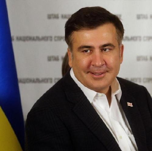 Михаил СААКАШВИЛИ (Фото: twitter.com)