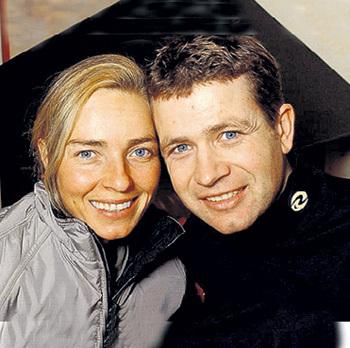 Натали САНТЕР и Уле-Эйнар не сумели сохранить любовь