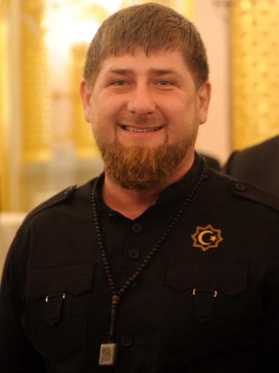 Рамзан КАДЫРОВ. Фото Владимира ВЕЛЕНГУРИНА/«Комсомольская правда»