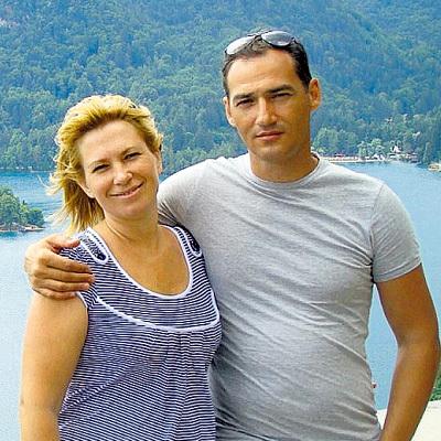 С супругой Мариной. Фото: Ok.ru