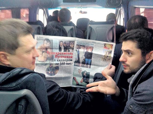 Новости шоу-бизнеса УСАНОВ узнавал из нашей газеты