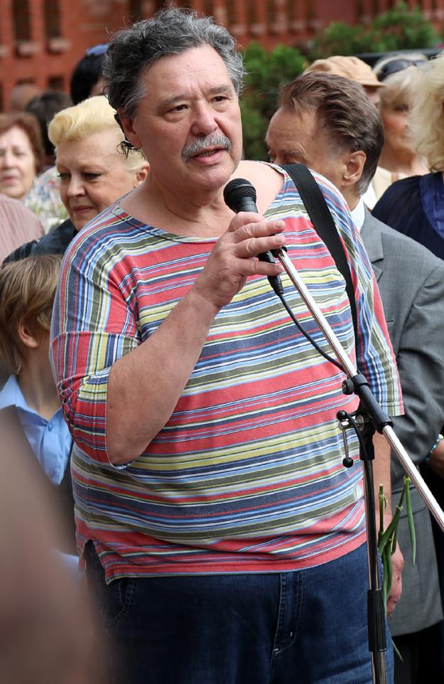 Сергей НИКОЛАЕВ. Фото Дмитрий ЛИФАНЦЕВА